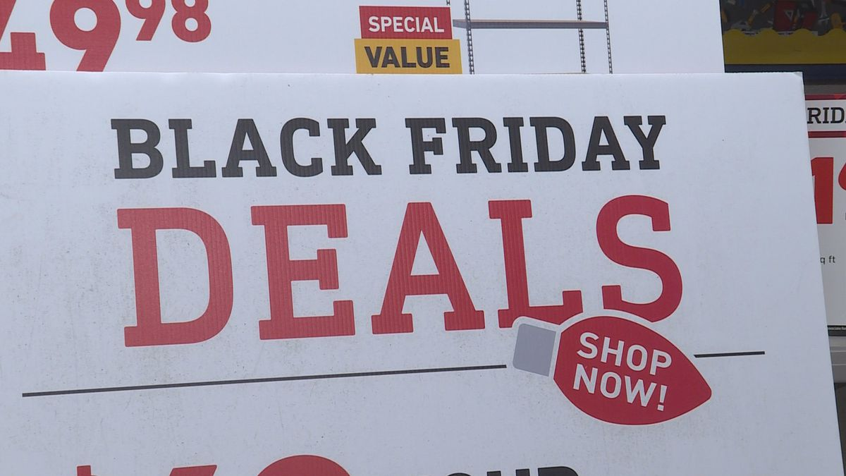 Local Retail Employees Prepare For Black Friday Sales Events