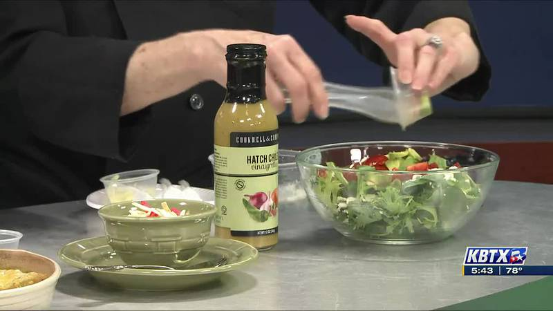 Lisa Fritz, H-E-B Cooking Connection