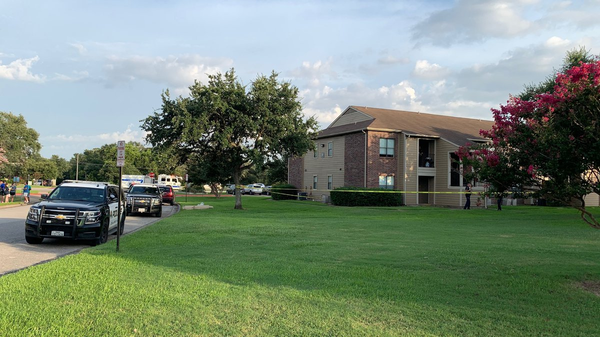 College Station police confirm someone was shot just after 7 p.m. at John Crompton Park near...