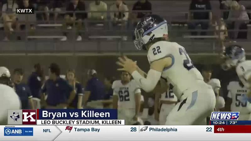 Bryan gets road win over Killeen