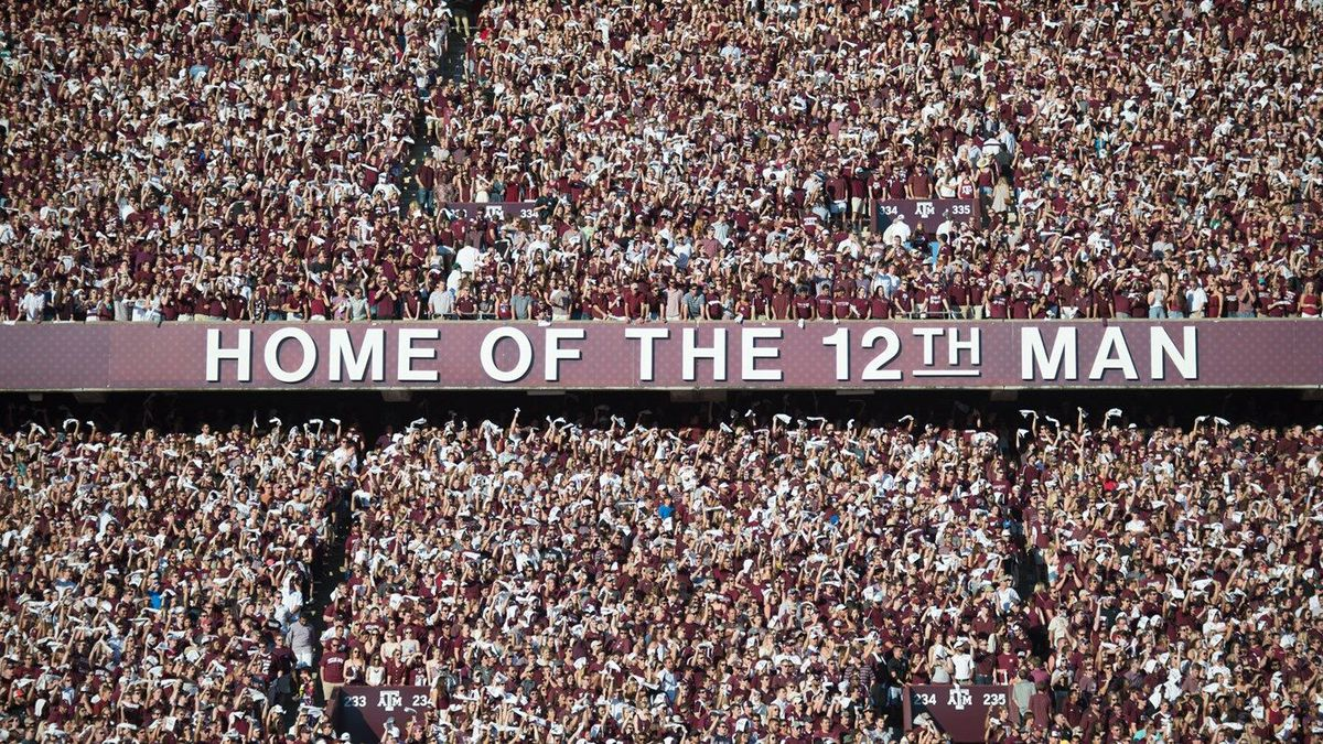 Image provided by: The Association of Former Students at Texas A&M University