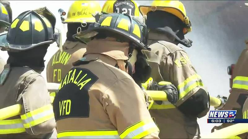 TEEX Municipal Fire School making an impact in Brazos Valley, across the lone star state