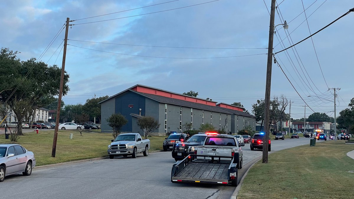 College Station Police investigating shots fired