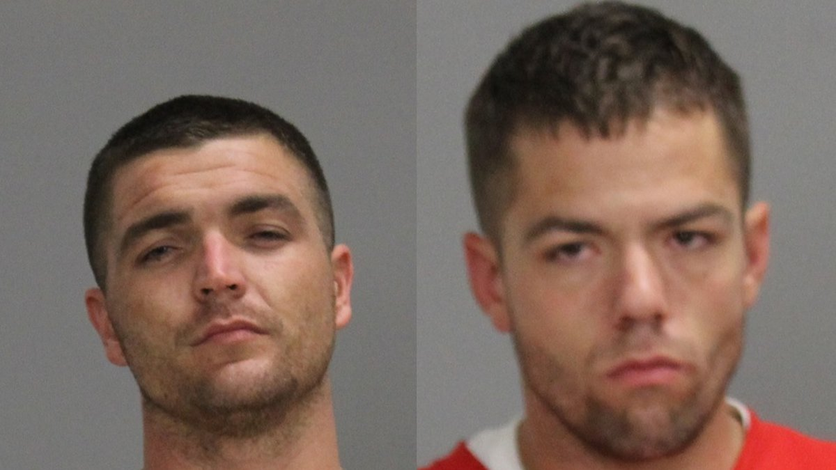 Joshua Brown, 30, and Devon Mason, 27