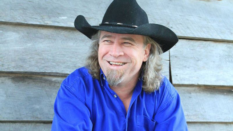 "Country singer Doug Supernaw had hits in the early '90s with ""I Don't Call Him Daddy,"" and..."