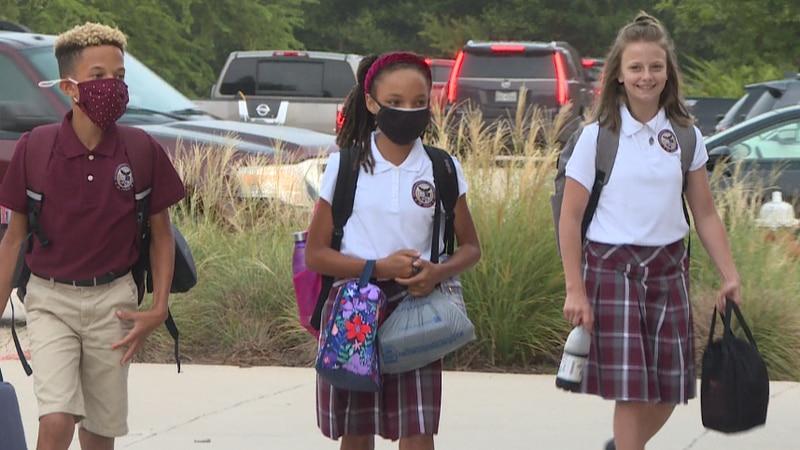 ILTexas First Day of School 2021