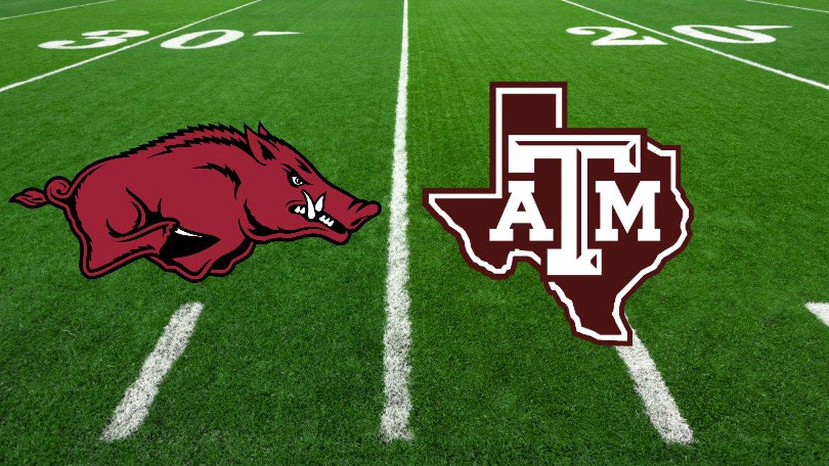 Arkansas vs Texas A&M