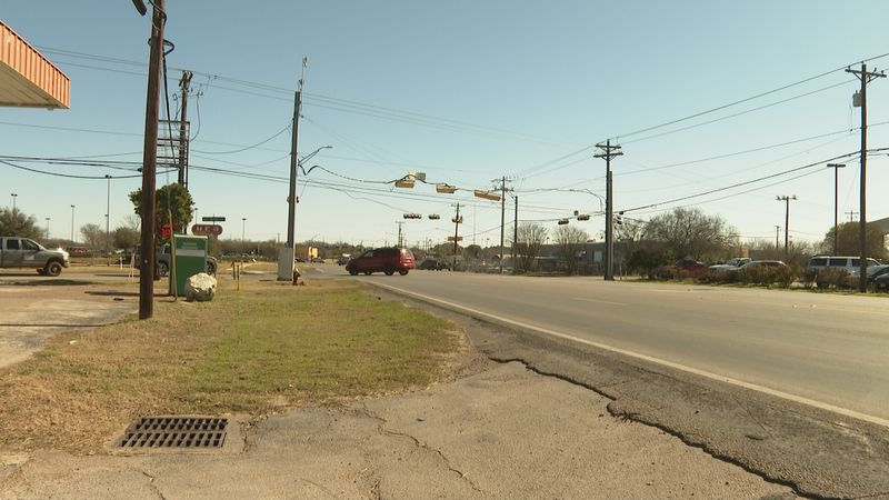 The Texas Avenue improvements will start at Old Hearne Road and end at University Drive.