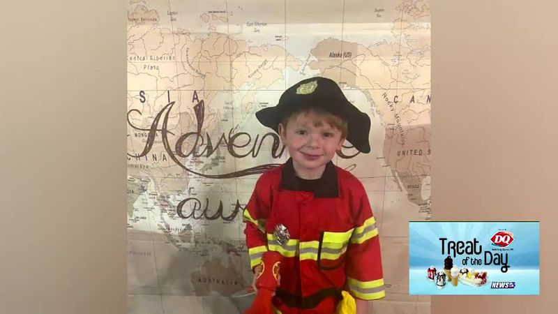 Treat of the Day: Navasota daycare career day