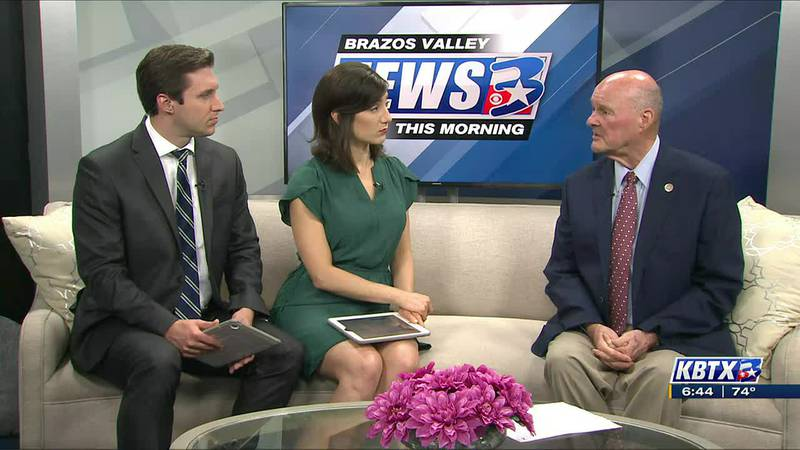 Rep. Raney on BVTM July 5
