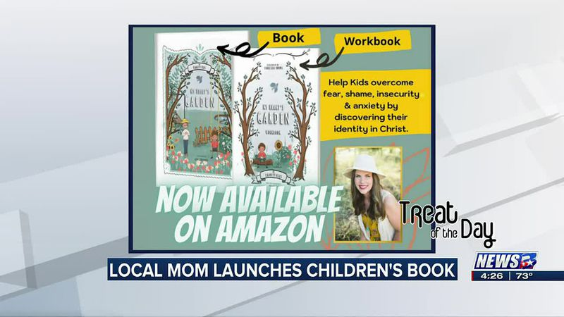 Treat of the Day: Local mother releases children's book
