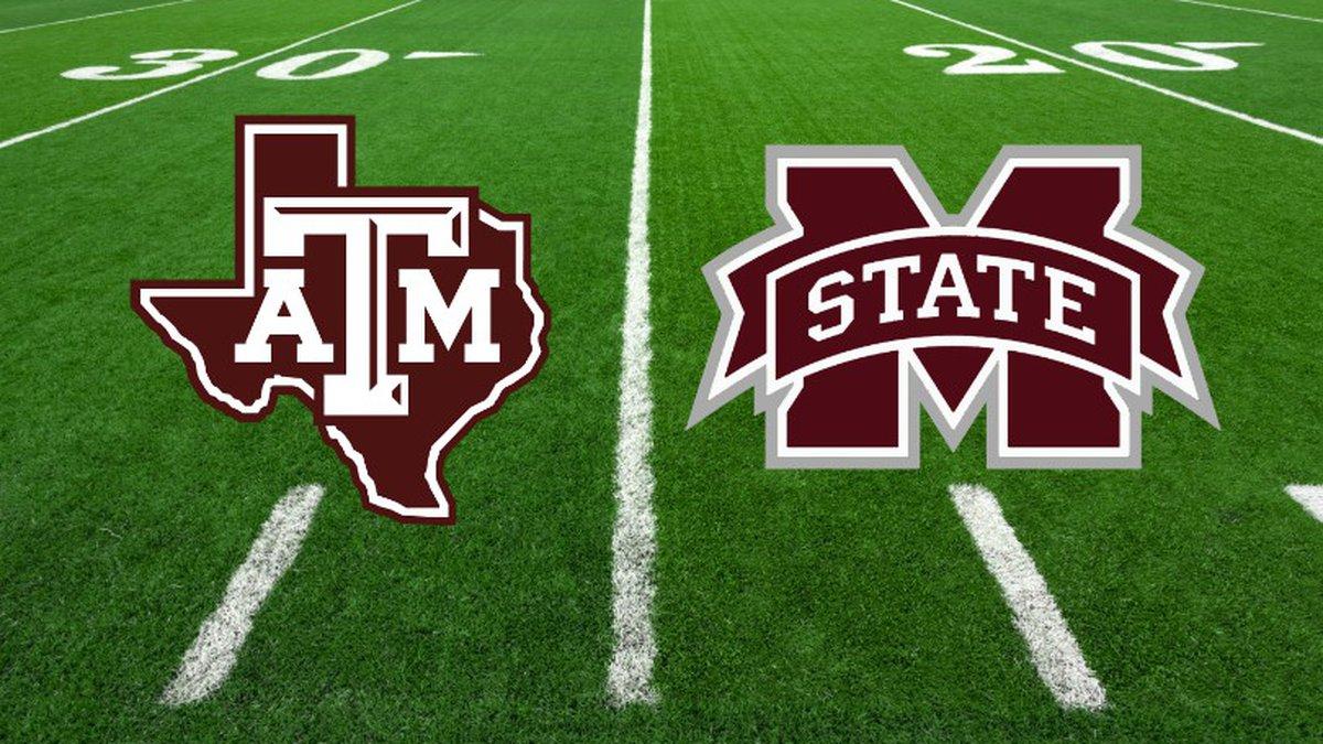 Texas A&M vs Mississippi State