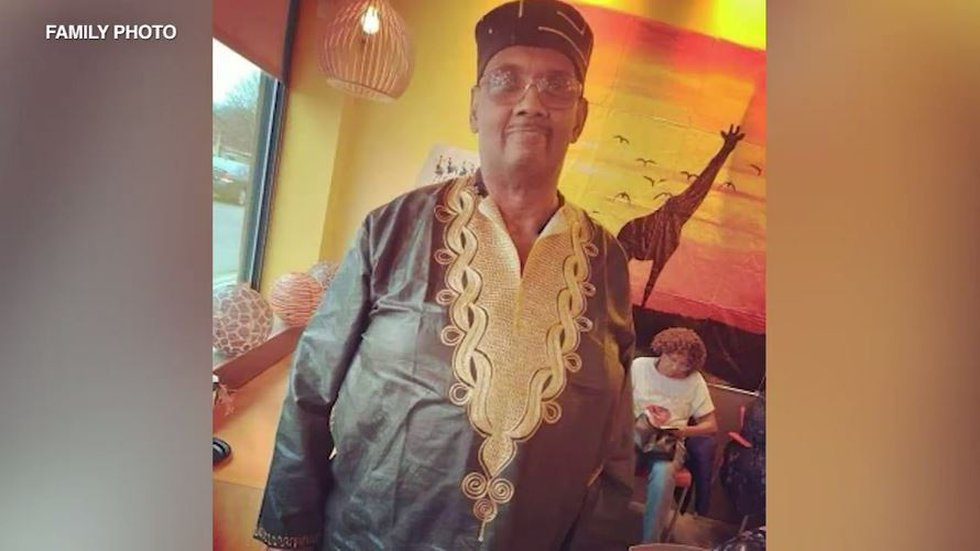 Keith Cooper, a 73-year-old Marine Corps veteran, died of a heart attack after two attempted...