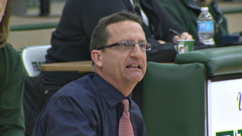 John Shelton announces he is retiring as a high school basketball coach after 34 seasons and...