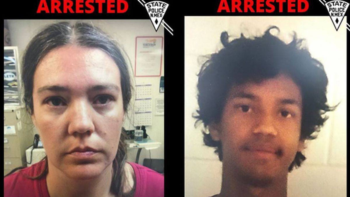 Heather J. Rooks and Khachadourian Rooks were both arrested and charged with abuse of a child resulting in great bodily harm on December 1, 2019. (Source: New Mexico State Police)