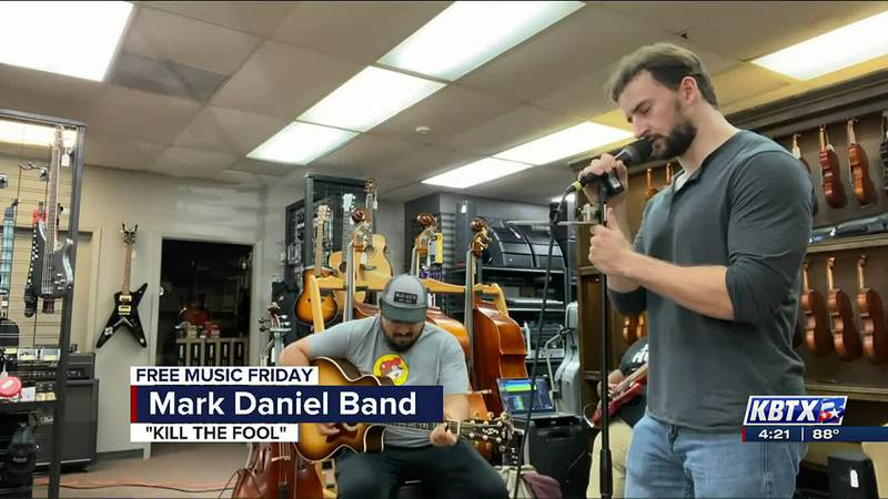 Free Music Friday: Mark Daniel Band