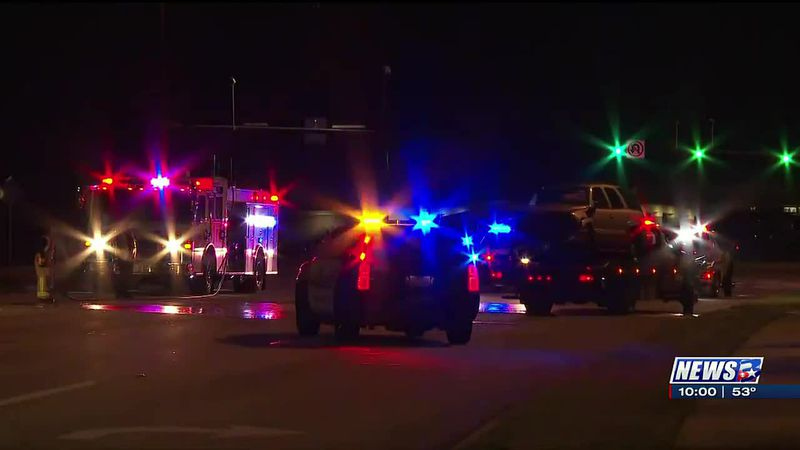 Three people transported to local hospitals after major accident on Wellborn Rd