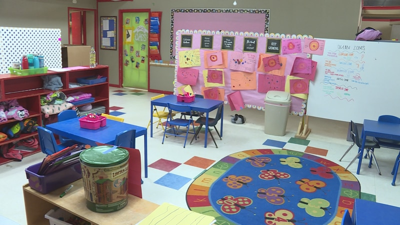 Some day cares, like the Brazos Valley Kidz Academy, say they will not be reinstating masking...