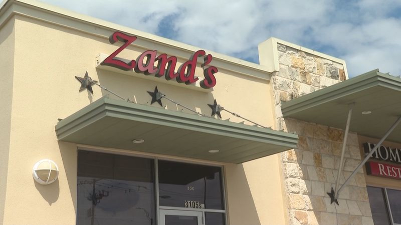 Zand's Persian Kebabs in Bryan announced Sunday it has raised enough money through sales and...