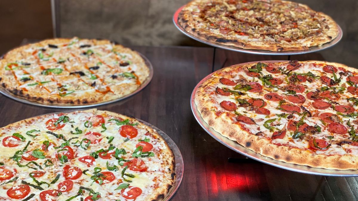 National Pizza Month at Howdy's Pizza